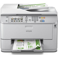 Epson Workforce Pro Wf-5690dwf MultiFunction Colour Inkjet Printer