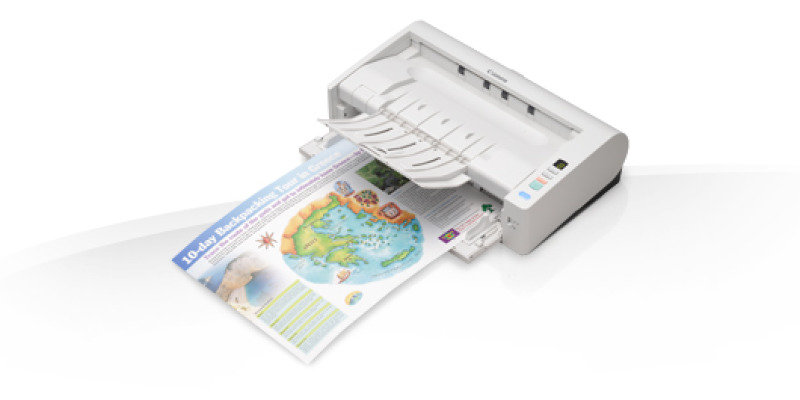 Canon Dr-m1060 Compact A3 Document Scanner