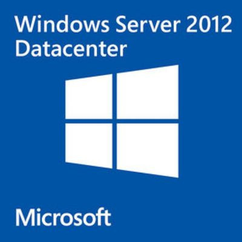Windows Server 2012 Datacenter - 2 processors - Licence