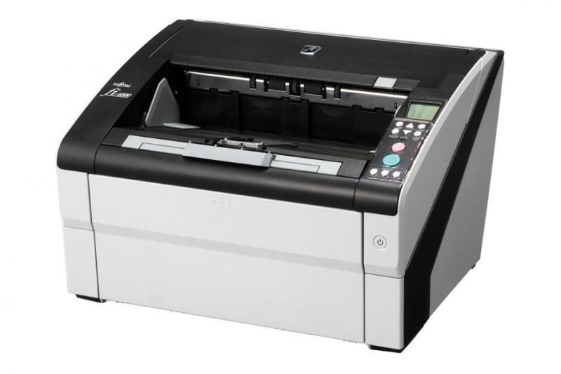 Fujitsu fI6800 A3 Duplex Image Scanner