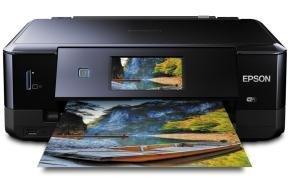 Epson Expression Photo XP-760 Wireless Multifunction Inkjet Printer