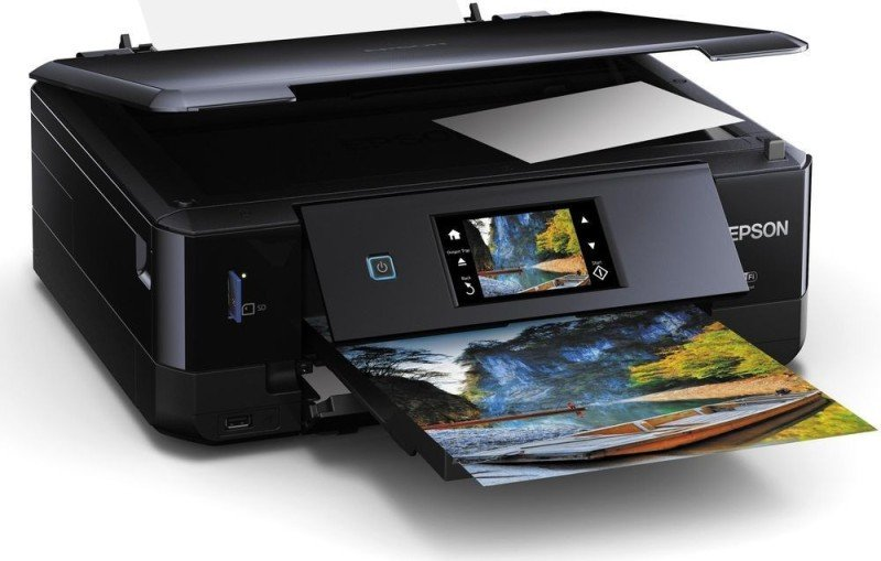 Epson Expression Photo XP-760 Wireless Multifunction Inkjet Printer