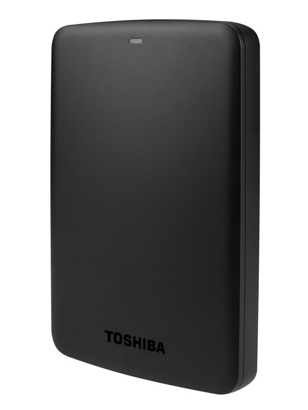 Toshiba 1TB Canvio Basics USB 3.0 2.5&quot Ext HDD  Black