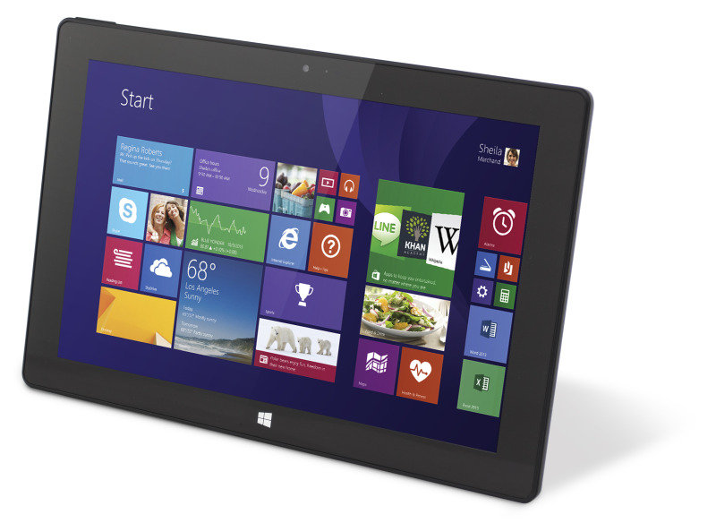 "Image of Linx 10 Pro Tablet PC, Quad-Core Intel Baytrail-T, 2GB RAM, 32GB Flash, 10.1"" Touch, Wifi, Bluetooth, 2 Cameras, Windows 8 Pro"