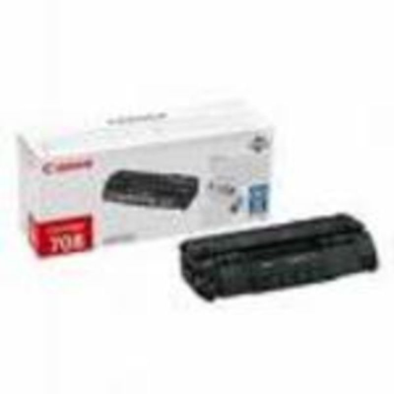 Canon 708 Black Laser Toner Cartridge 2500 Pages