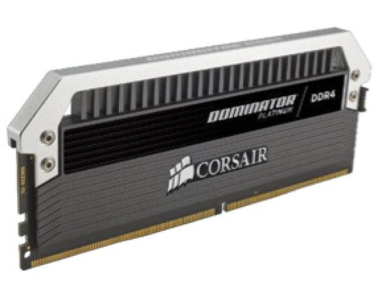 Corsair Dominator Platinum DDR4 16GB (4x4GB Kit) 2666Mhz CL16 Memory