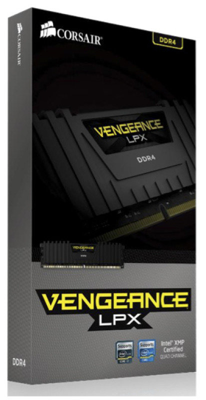 Corsair Vengeance LPX DDR4 16GB Kit 2666Mhz CL16 Memory