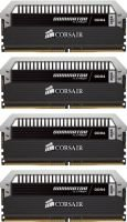 Corsair DDR4 2666MHz 16GB (4GB x4 Kit) 288 DIMM Unbuffered 15-17-17-35 DOMINATOR® Platinum 1.20V