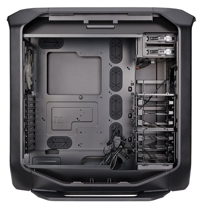 Corsair Graphite 780T Full Tower ATX PC Case (Black)