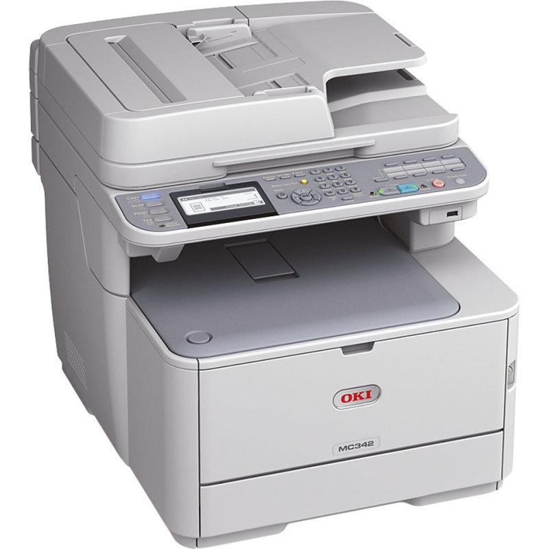 Image of OKI MC342dnw A4 Colour Multifunction Wireless LED Laser Printer