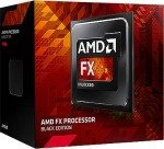 AMD FX 8320E 3.2GHz Black Edition Socket AM3+ 8MB L3 Cache Retail Boxed Processor