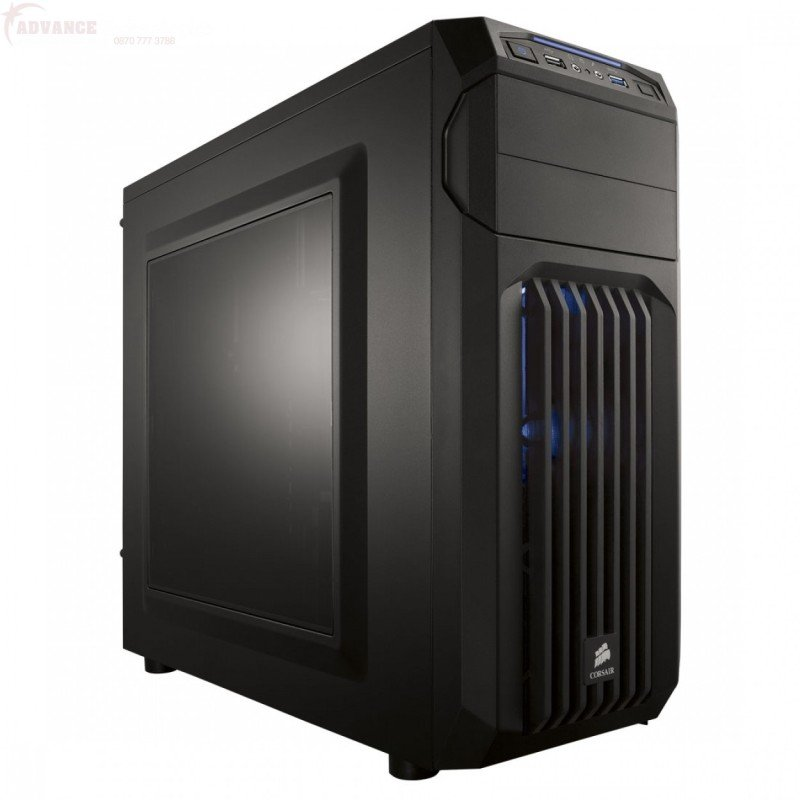 Image of Carbide Series SPEC-01 BLUE LED Mid Tower Gaming Case