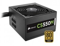 Corsair CSM 550W Semi Modular 80+ Gold Power Supply