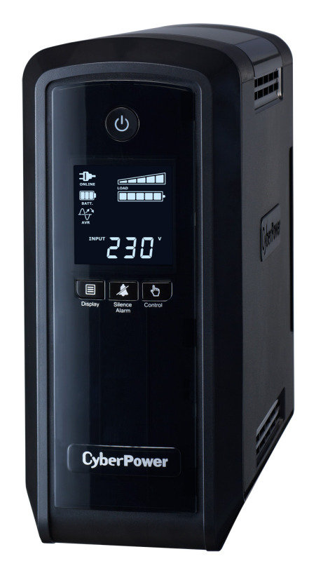 CyberPower Sinewave UPS for MAC, 900va/540w, UK Version