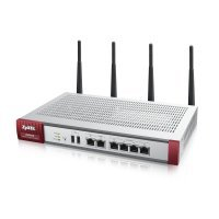 Zyxel USG60W Wireless Unified Security Gateway UTM (Bundle)