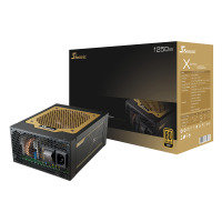 Seasonic X1250 1250W 80+ Gold Certified Full Modular Jap Caps DBB Fan PSU