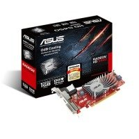 Asus HD 5450 Slient 1GB DDR3 VGA DVI-D HDMI PCI-E Graphics Card