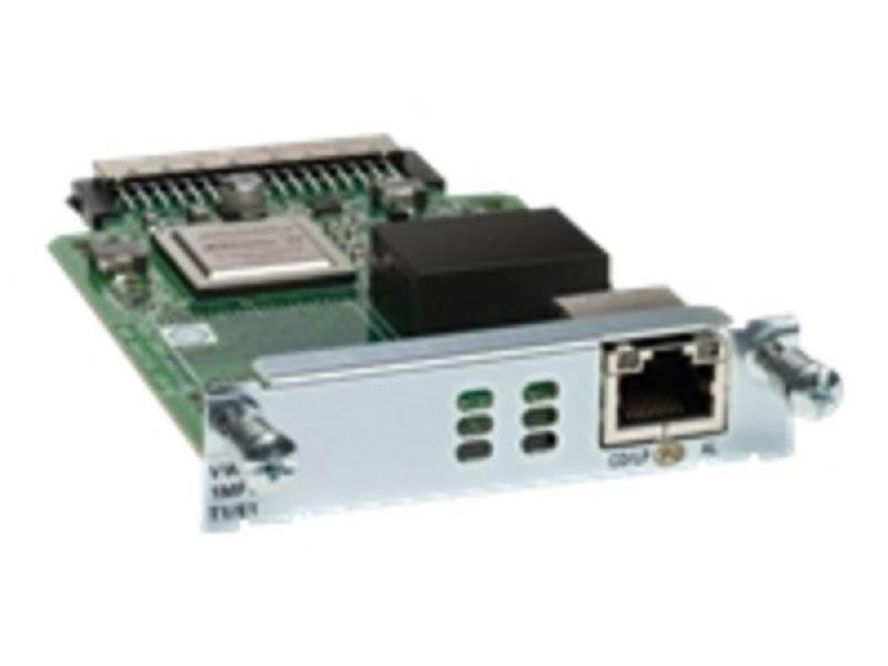 Cisco Third-Generation 1-Port T1/E1 Multiflex Trunk Voice/WAN Interface Card