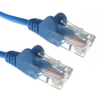 Xenta Cat6 Snagless UTP Patch Cable (Blue) 10m