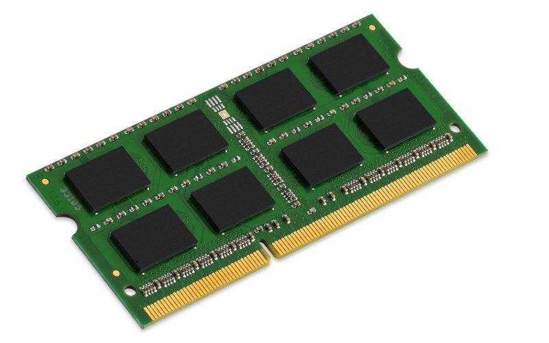 Image of Kingston 4GB 1600MHz DDR3 SODIMM Single Rank Apple IMAC/Notebook