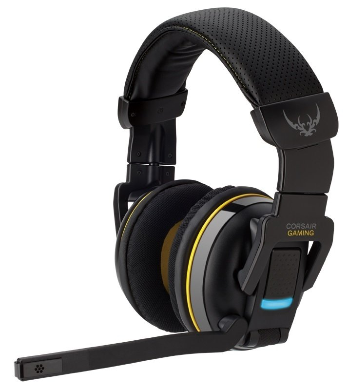 Image of Corsair Gaming H2100 wireless headset