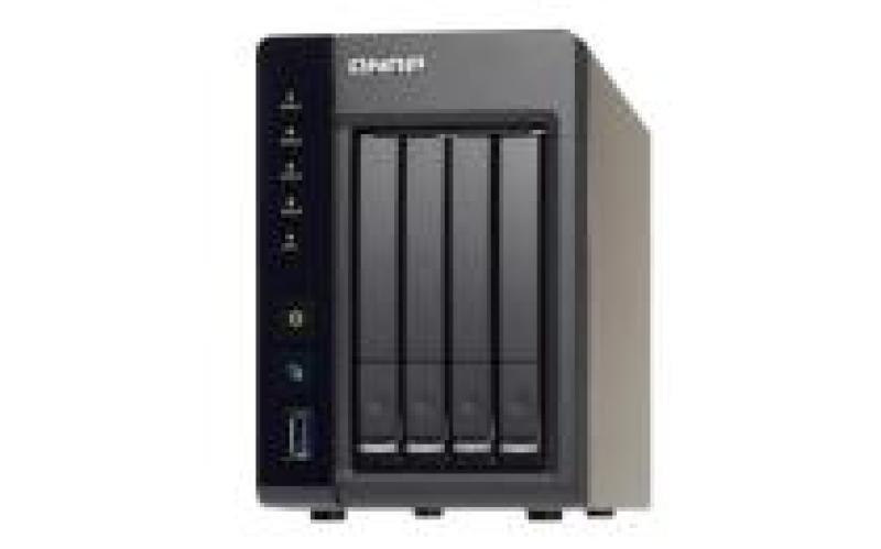 QNAP TS453S Pro Slim (4G RAM) 4 Bay NAS Enclosure