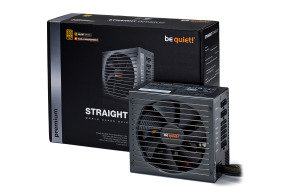 Be Quiet! Straight Power 10 Cm Power Supply (600 Watts) 80 Plus Gold