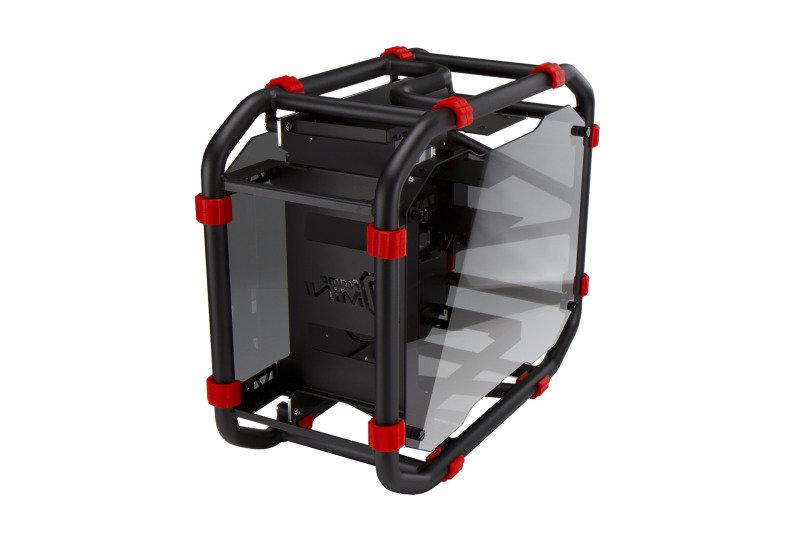 Image of D-Frame Mini Mini-ITX Aluminium Tube Computer Case