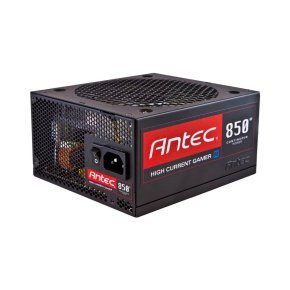 Antec High Current Gamer 850W Semi Modular 80+ Bronze Power Supply