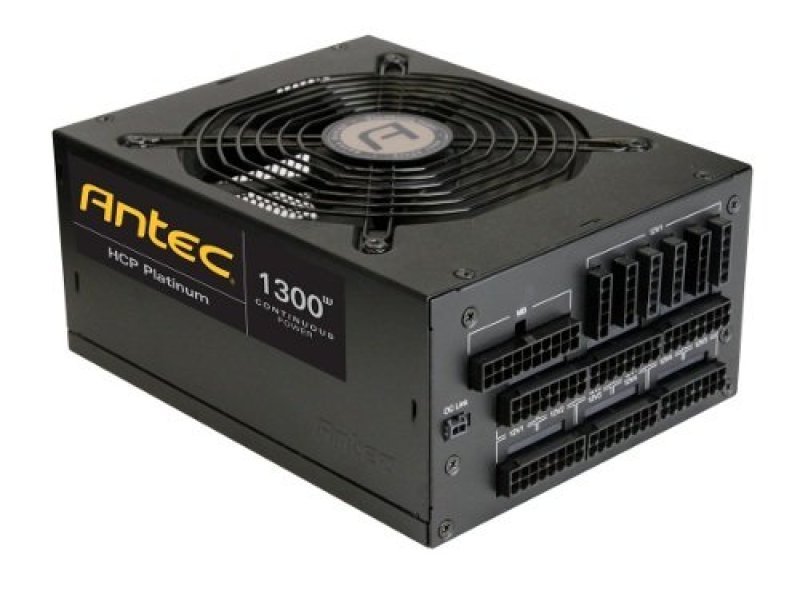 Antec High Current Pro 1300W Fully Modular 80+ Platinum Power Supply