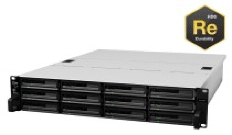 Synology RX1214RP 24TB (12 x 2TB WD RE) 12 Bay 2U Rackmount Expansion