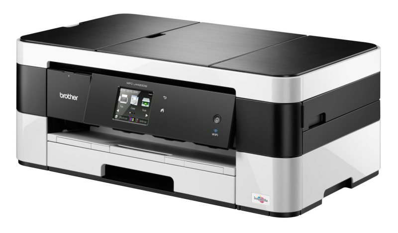 Brother MFCJ4420DW Allinone Colour Inkjet Printer