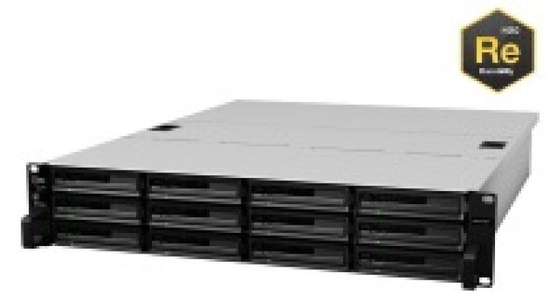 Synology RackStation RS2414RP+ 48TB (12 x 4TB WD RE) 12 Bay 2U NAS