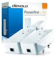 Devolo 9378 dLAN Powerline 1200+ Gigabit Starter Kit