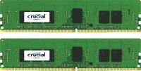 Crucial 8GB Kit (2 x 4GB) DDR4-2133 ECC RDIMM Memory Kit