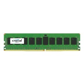 Crucial 8GB DDR4 2133MHz PC4-17000 Registered ECC 1.2V Memory