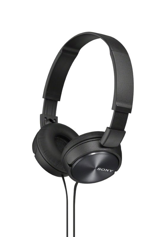 Sony ZX310 Black Over Ear Headphones