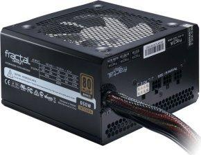 Fractal Design Intergra M 650watt - Semi Modular Power Supply