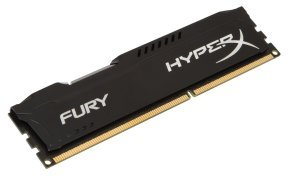 HyperX Fury Black Series 8GB 1333MHz DDR3 CL9 DIMM Memory