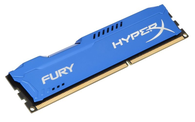 HyperX 8GB 1866MHz DDR3 CL10 DIMM Fury Series Blue