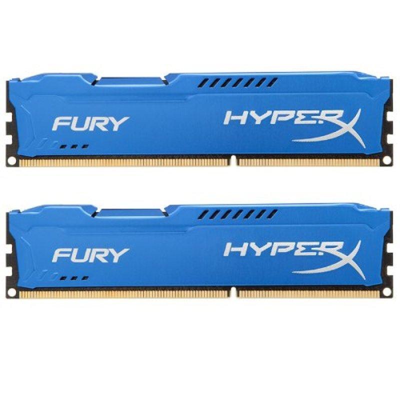 HyperX Blue Fury Series 16GB 1866MHz DDR3 CL10 DIMM (Kit of 2) Memory