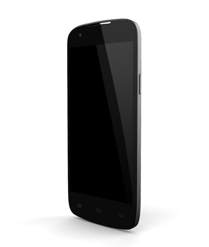 Image of KAZAM Thunder Q4.5 Sim Free Dual Sim Android - Black