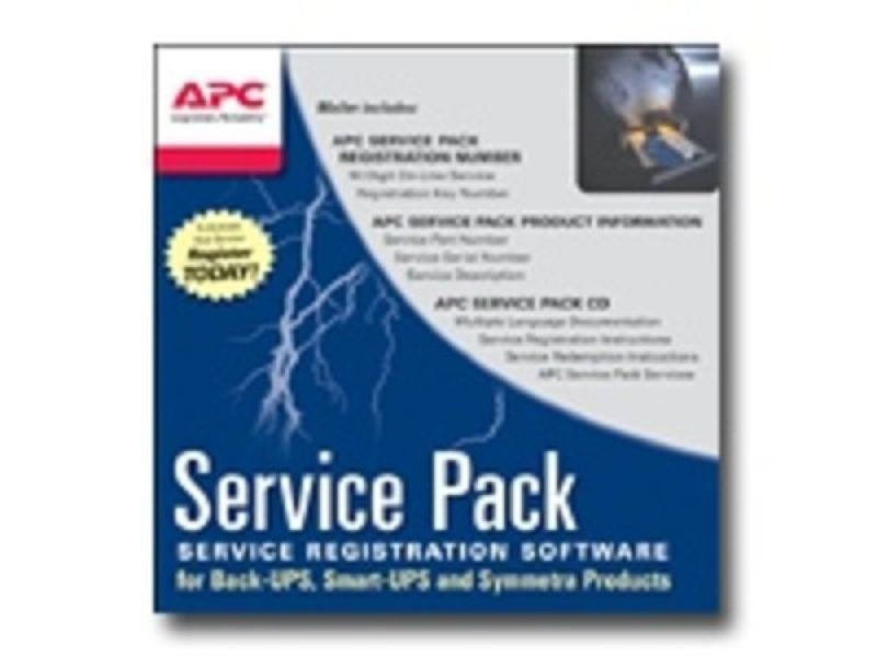 Image of APC Service Pack 3 Year Warranty Extension (for new product purchases)
