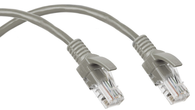 Xenta Cat5e UTP Patch Cable (Grey) 30M