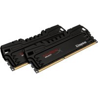 HyperX 8GB 2400MHz DDR3 Non-ECC CL11 DIMM (Kit of 2) XMP Beast Series