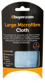 Ebuyer Large Microfibre Flannel Cloth
