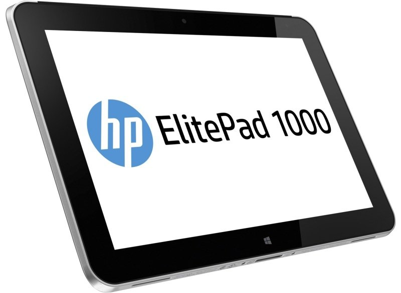 "Image of HP ElitePad 1000 G2 Tablet PC, Intel Atom Z3795 1.6 GHz, 4GB RAM, 128GB SSD, 10.1"" Touch, 2 Camera, Bluetooth, Windows 8.1 Pro"