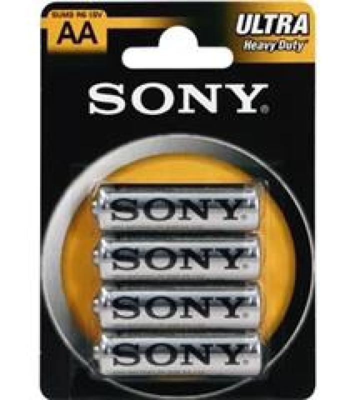 Sony Ultra AA Batteries