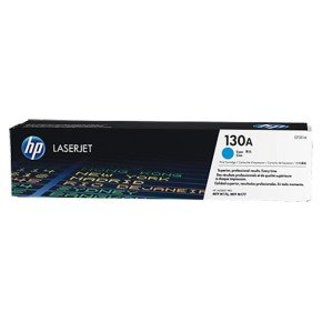 HP 130A Cyan LaserJet Toner Cartridge - CF351A