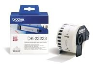 Brother DK22223 White Continuous Labels